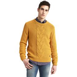 Textiel Heren Truien Gaudi 821BU53042 Geel