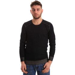 Textiel Heren Truien Gaudi 821FU53008 Zwart