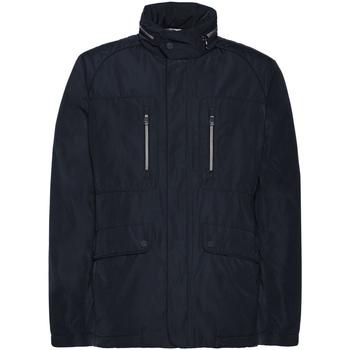 Textiel Heren Parka jassen Geox M8420R T2451 Blauw