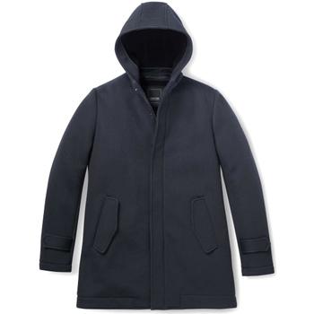 Textiel Heren Parka jassen Geox M8415A T2525 Blauw