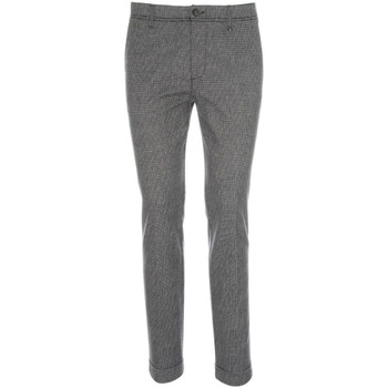Textiel Heren Pantalons NeroGiardini A870182U Zwart