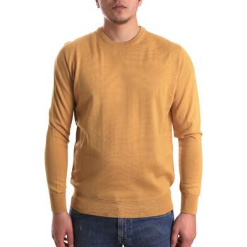 Textiel Heren Truien Navigare NV1100530 Geel
