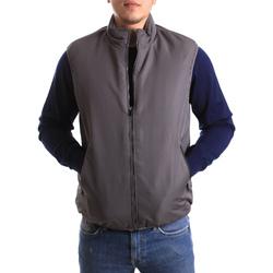 Textiel Heren Vesten / Cardigans Navigare NV66009 Grijs