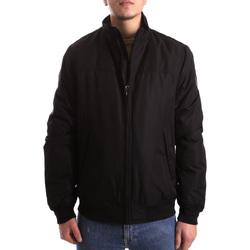 Textiel Heren Wind jackets Navigare NV67002 Zwart