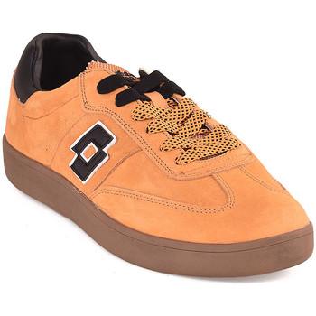Schoenen Heren Lage sneakers Lotto T7369 Oranje