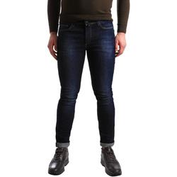 Textiel Heren Skinny Jeans U.S Polo Assn. 50780 51321 Blauw