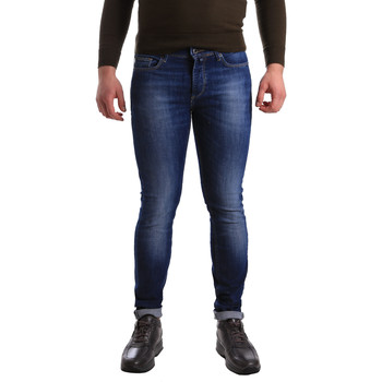 Textiel Heren Skinny Jeans U.S Polo Assn. 50778 51321 Blauw