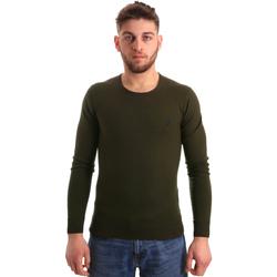 Textiel Heren Truien U.S Polo Assn. 50520 48847 Groen