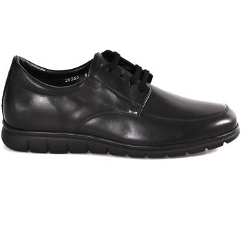 Schoenen Heren Derby Soldini 20583 P Zwart
