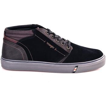 Schoenen Heren Hoge sneakers Wrangler WM182131 Blauw