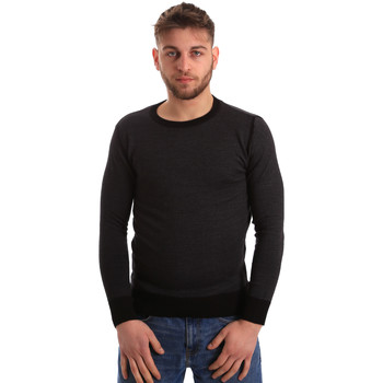 Textiel Heren Truien Bradano 166 Zwart