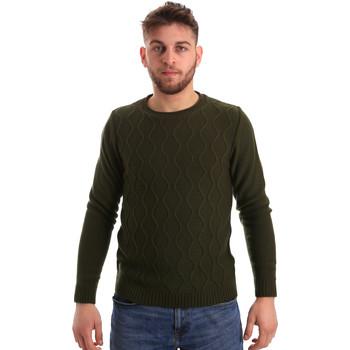 Textiel Heren Truien Bradano 155 Groen