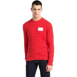 Textiel Heren Truien Calvin Klein Jeans J30J307800 Rood