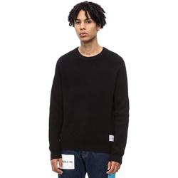 Textiel Heren Truien Calvin Klein Jeans J30J309547 Zwart