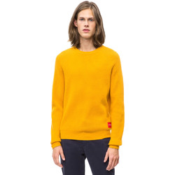 Textiel Heren Truien Calvin Klein Jeans J30J309547 Geel