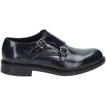 Schoenen Heren Derby Rogers 1234 Blauw