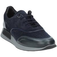 Schoenen Heren Lage sneakers Exton 161 Blauw