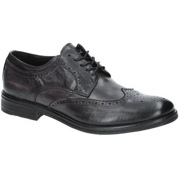 Schoenen Heren Derby Exton 9550 Grijs