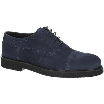 Schoenen Heren Klassiek Exton 5496 Blauw