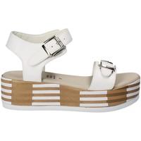 Schoenen Dames Sandalen / Open schoenen Grace Shoes 56423 Wit