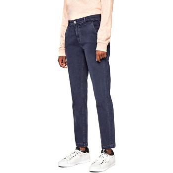 Textiel Dames Chino's Pepe jeans PL211067YB6R Blauw