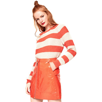Textiel Dames Truien Pepe jeans PL701381 Oranje