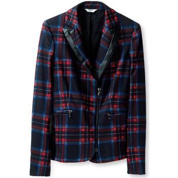 Textiel Dames Jasjes / Blazers Liu Jo F68005J5579 Blauw