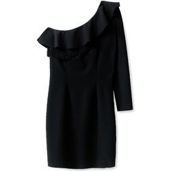 Textiel Dames Korte jurken Liu Jo F68120J9998 Zwart