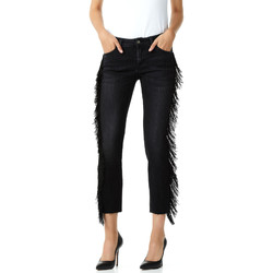 Textiel Dames ¾ jeans & 7/8 jeans Liu Jo F68203D4259 Zwart