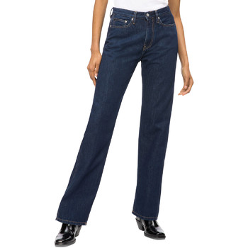 Textiel Dames Straight jeans Calvin Klein Jeans J20J207612 Blauw