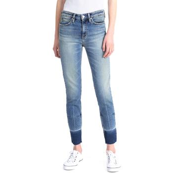 Textiel Dames Skinny jeans Calvin Klein Jeans J20J208060 Blauw