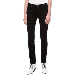 Textiel Dames Skinny jeans Calvin Klein Jeans J20J208292 Zwart