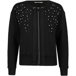 Textiel Dames Sweaters / Sweatshirts Gas 555619 Zwart