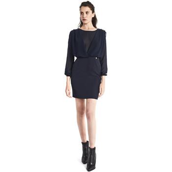 Textiel Dames Korte jurken Gaudi 821BD15021 Blauw