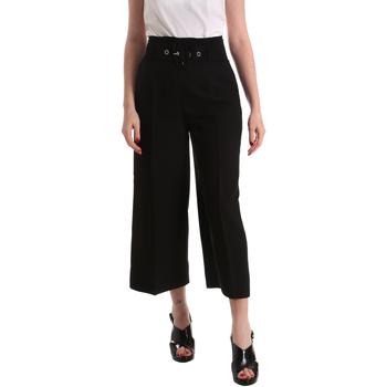 Textiel Dames Losse broeken / Harembroeken Gaudi 821FD25001 Zwart
