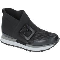 Schoenen Dames Hoge sneakers Apepazza RSD19 Zwart