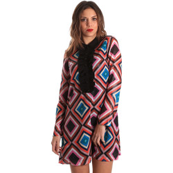 Textiel Dames Korte jurken Denny Rose 821DD10026 Zwart