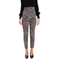Textiel Dames Losse broeken / Harembroeken Denny Rose 821DD20012 Zwart