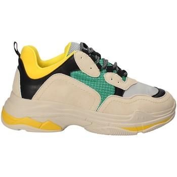 Schoenen Dames Lage sneakers Gold&gold B18 GT530 Geel
