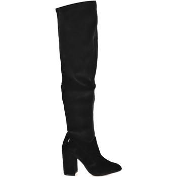 Schoenen Dames Hoge laarzen Gattinoni PINOD0782W Zwart