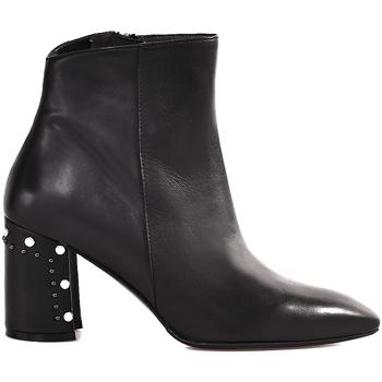 Schoenen Dames Enkellaarzen Melluso Z940 Zwart