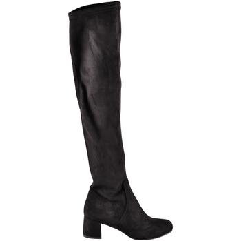 Schoenen Dames Hoge laarzen Grace Shoes 0352 Zwart