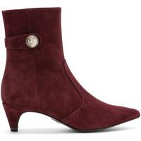 Schoenen Dames Enkellaarzen Carmens Padova A42191 Rood