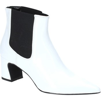 Schoenen Dames Enkellaarzen Grace Shoes 2618 Wit