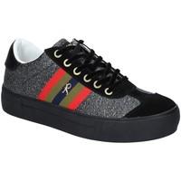 Schoenen Dames Lage sneakers Roberta Di Camerino RDC82140 Zwart