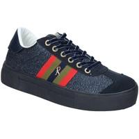 Schoenen Dames Lage sneakers Roberta Di Camerino RDC82140 Blauw