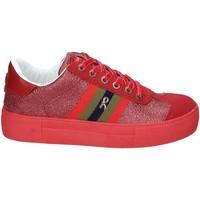 Schoenen Dames Lage sneakers Roberta Di Camerino RDC82140 Rood