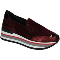 Schoenen Dames Instappers Grace Shoes X609 Rood
