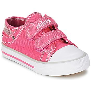 Schoenen Meisjes Lage sneakers Chicco CIAO Roze