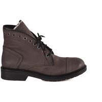 Schoenen Dames Laarzen Mally 5037 Bruin